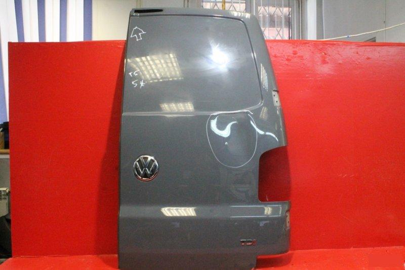 Крышка багажника Volkswagen Transporter T6 2009 задняя правая