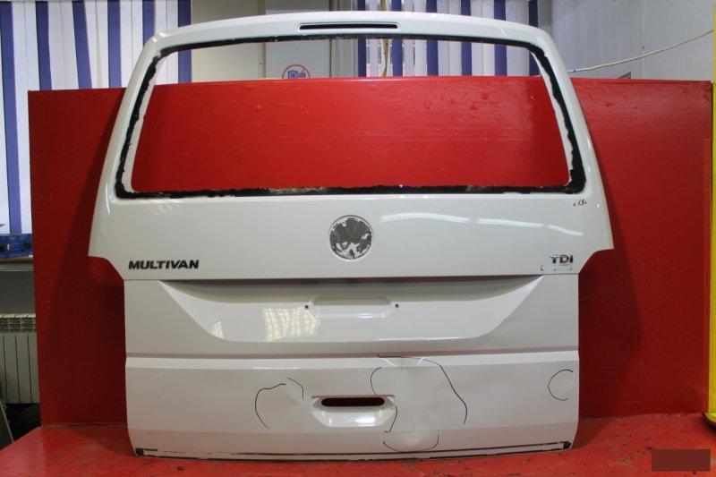 Крышка багажника Volkswagen Transporter T6 2015 задняя