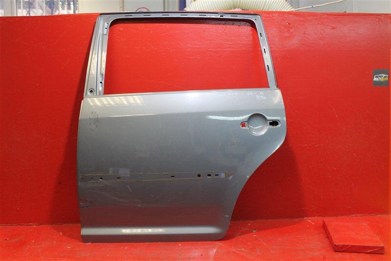 Дверь Volkswagen Touran 2003 задняя левая