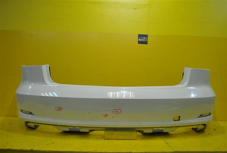 Бампер Audi A3 8V СЕДАН 2013 задний