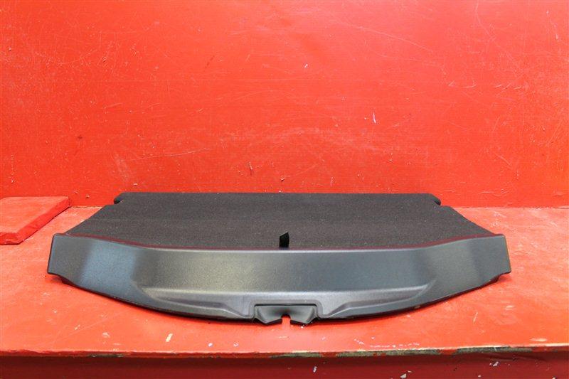 Обшивка пола багажника Toyota Rav4 CA40 2013 задняя