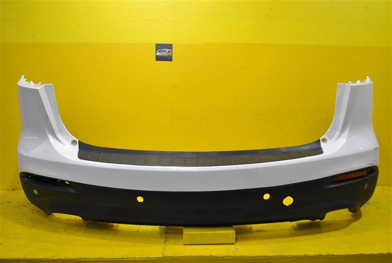 Бампер Mazda Cx-9 1 2012 задний