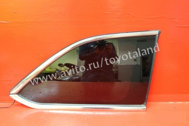 Форточка двери Toyota Highlander 3 XU50 2013 правая