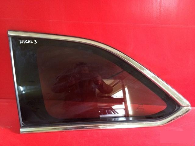 Форточка двери Toyota Highlander 3 XU50 2013 левая