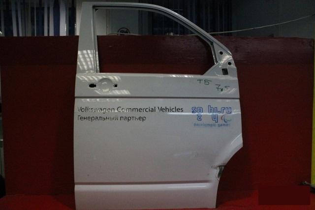 Дверь Volkswagen Transporter T5 2009 передняя правая