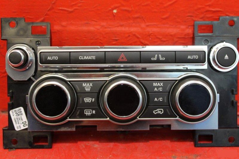 Блок управления климат-контролем Land Rover Sport 2 L494 2013
