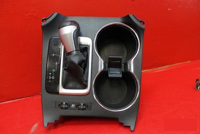 Центральная консоль Toyota Highlander 3 XU50 2013