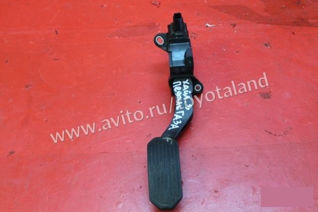 Педаль газа Toyota Highlander 3 XU50 2013
