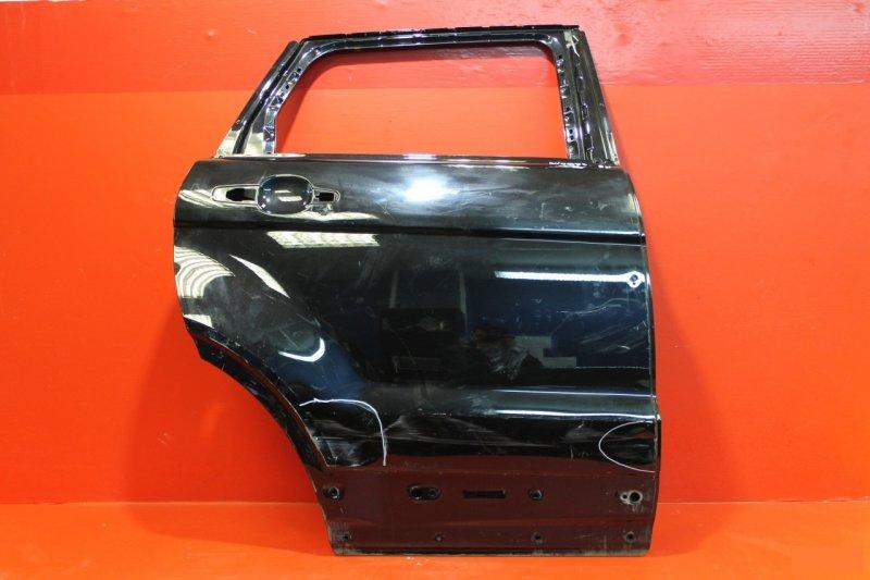 Дверь Land Rover Evoque 2011 задняя правая