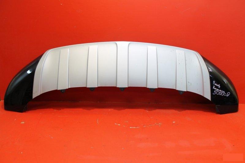 Юбка бампера Bentley Bentayga 2016 передняя
