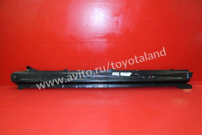Усилитель порога Toyota Corolla 150 2010 правый