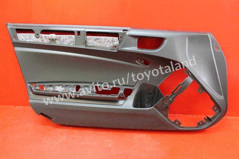 Обшивка двери Toyota Gt 86 2013 передняя левая