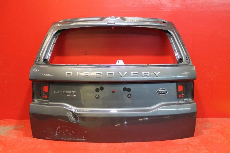 Крышка багажника Land Rover Discovery Sport 2014 задняя