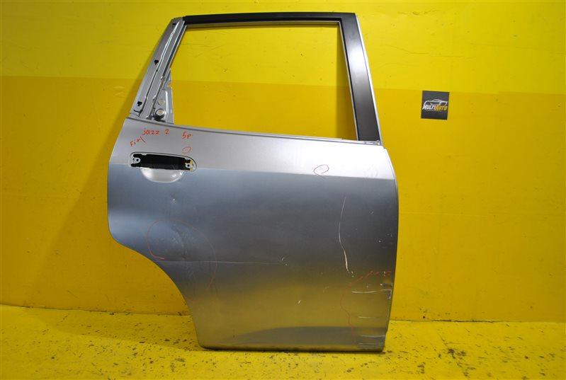 Дверь Honda Jazz 2 2008 задняя правая