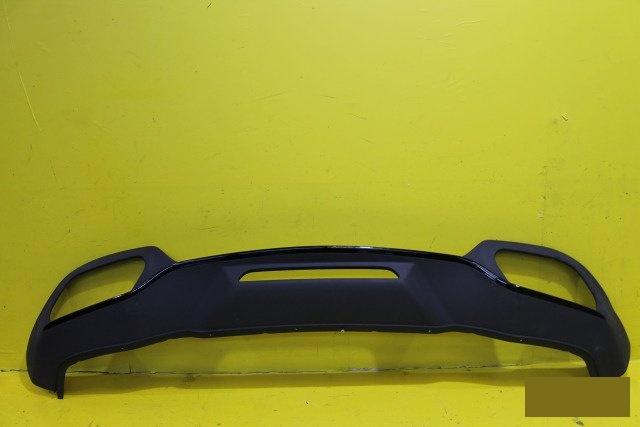 Юбка бампера Mercedes Amg Gt C190 задняя