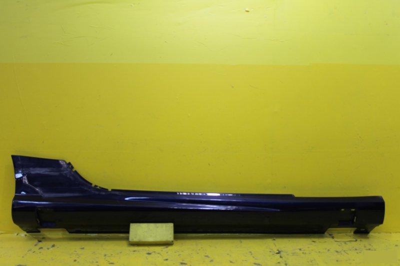 Порог Mercedes Sl R231 2011 правый