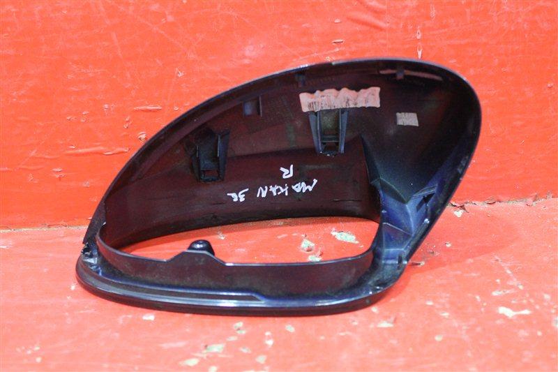 Корпус зеркала Porsche Macan 2013 передний правый