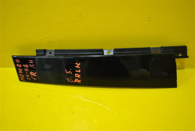 Накладка рамки двери Ford Mondeo 4 СЕДАН задняя левая