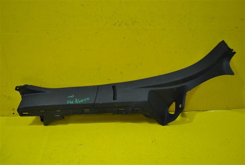 Обшивка стойки Skoda Yeti 2009 задняя левая нижняя