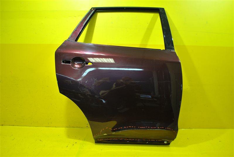 Дверь Nissan Murano Z51 2008 задняя правая