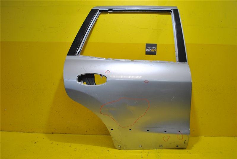 Дверь Hyundai Santa Fe Classic 2000 задняя правая
