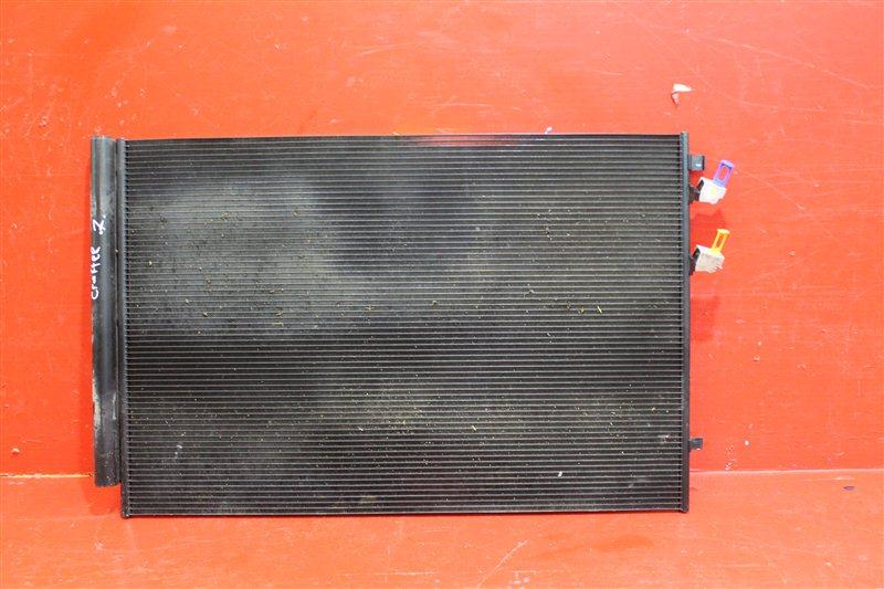 Радиатор кондиционера Volkswagen Crafter 2012 передний