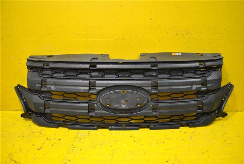 Каркас решетки радиатора Ford Edge 2010 передний