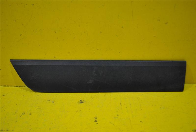 Накладка двери Cadillac Srx 2 2009 задняя правая