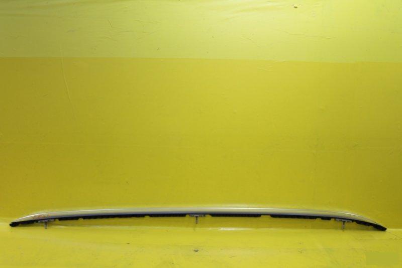 Рейлинг Bmw X5 F15 2013 левый