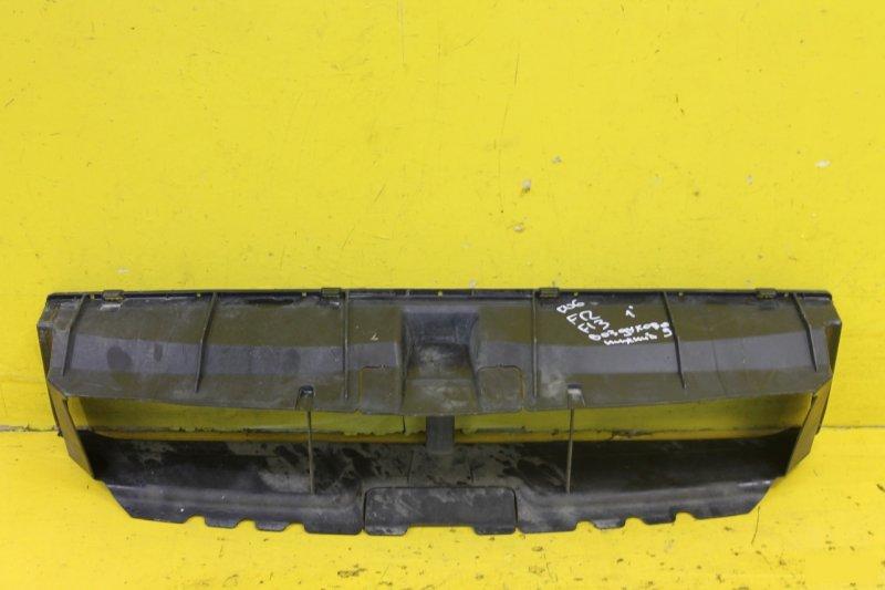 Воздуховод радиатора Bmw 6 Series F06 F12 F13 2010 нижний