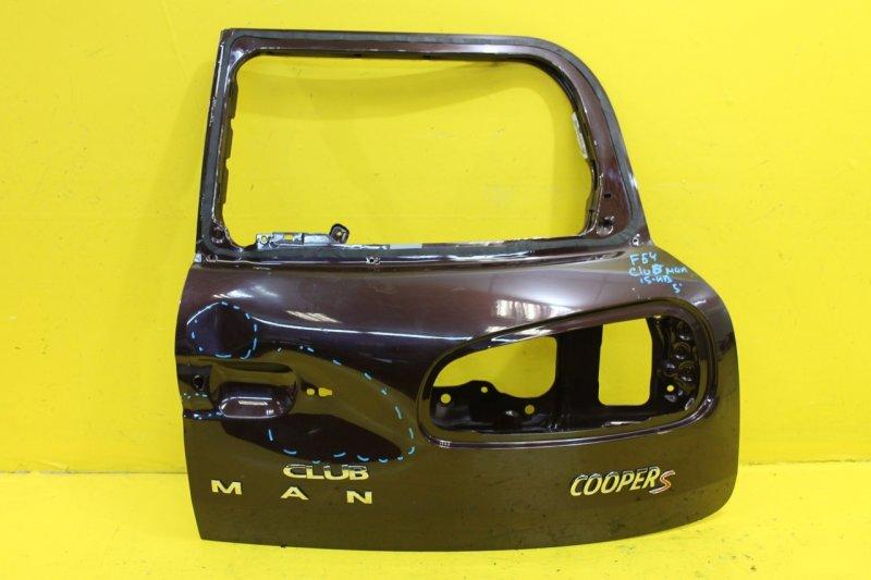 Крышка багажника Mini Cooper Clubman F54 20015 правая