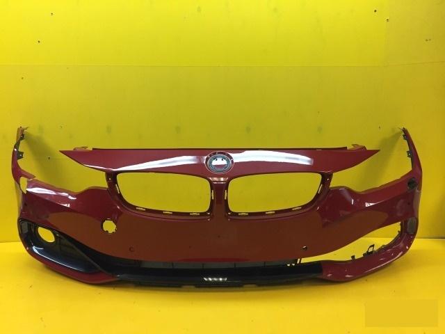 Бампер Bmw 4 Series F32 2013 передний