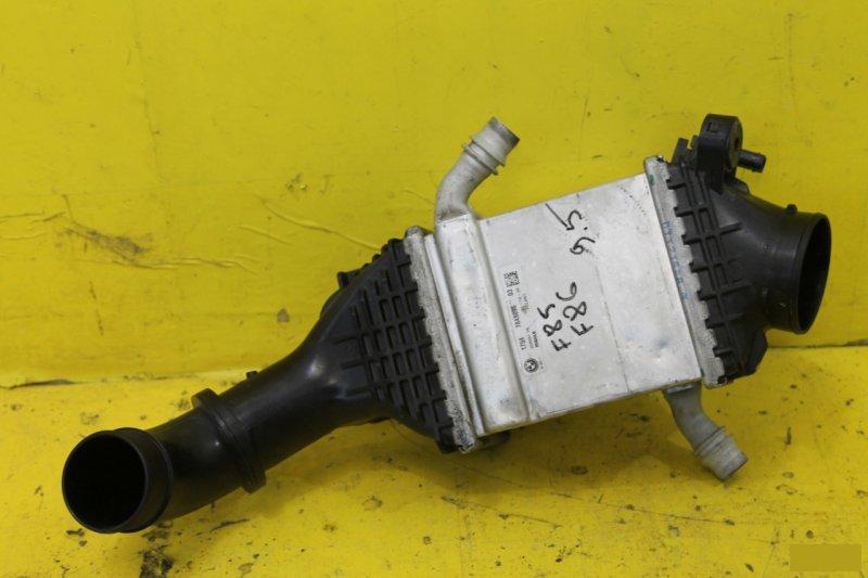 Интеркулер Bmw X5M F85 F86 2013
