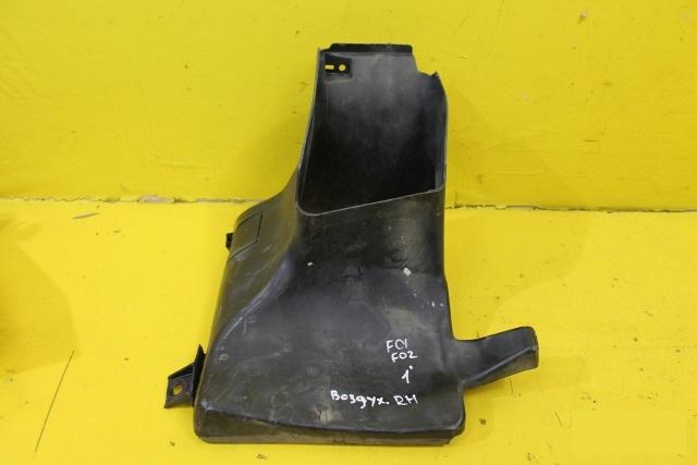 Воздуховод радиатора Bmw 7 Series F01 F02 2008 правый