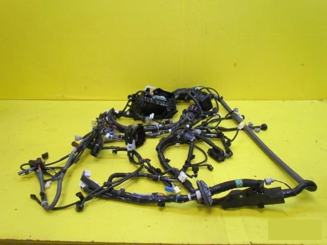 Подкапотная проводка Lexus Rx 3 450H 2009