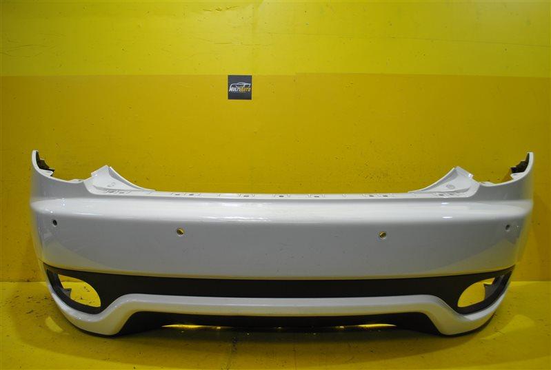 Бампер Maserati Granturismo 2007 задний
