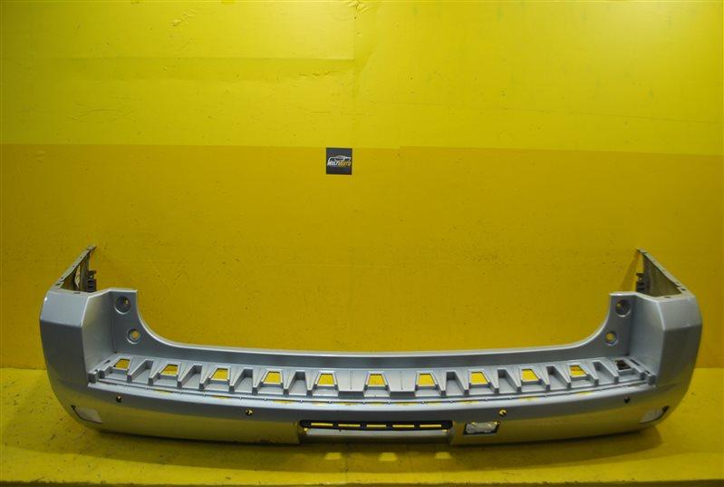 Бампер Chevrolet Tahoe 4 2014 задний