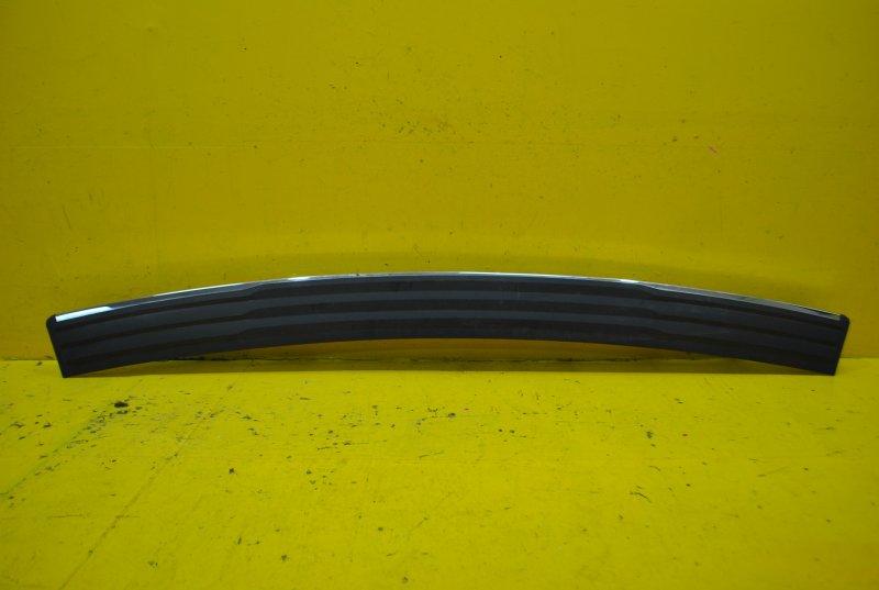 Накладка бампера Chevrolet Tahoe 4 2014 задняя