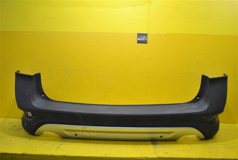 Бампер Volvo Xc70 2007 задний