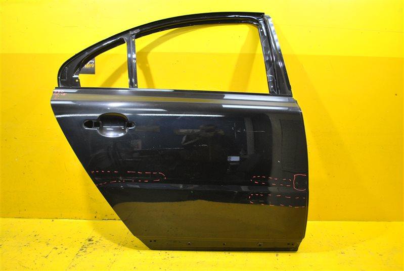 Дверь Volvo S80 2006 задняя правая