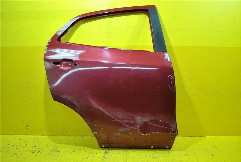 Дверь Opel Mokka 2012 задняя правая