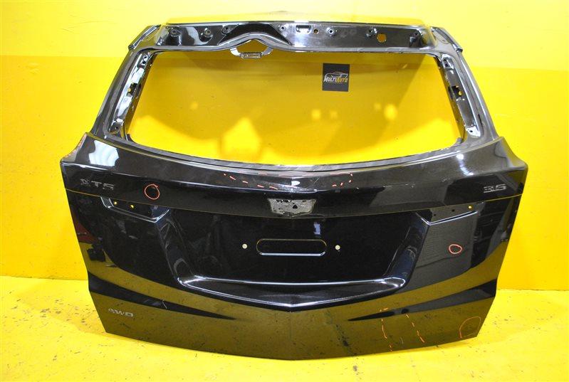 Крышка багажника Cadillac Xt5 2016 задняя