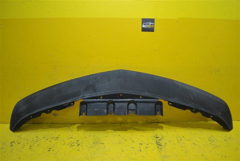 Юбка бампера Acura Mdx 3 2013 передняя