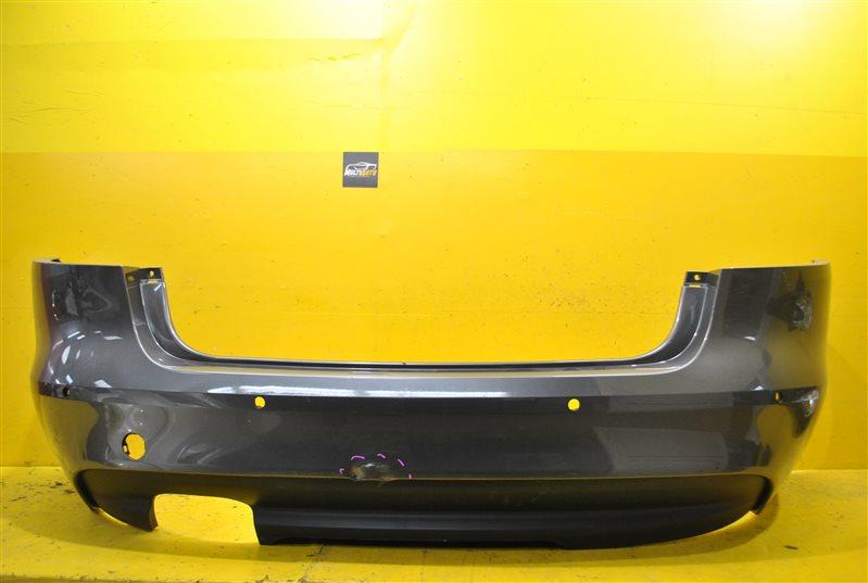 Бампер Jaguar Xf 2015 задний