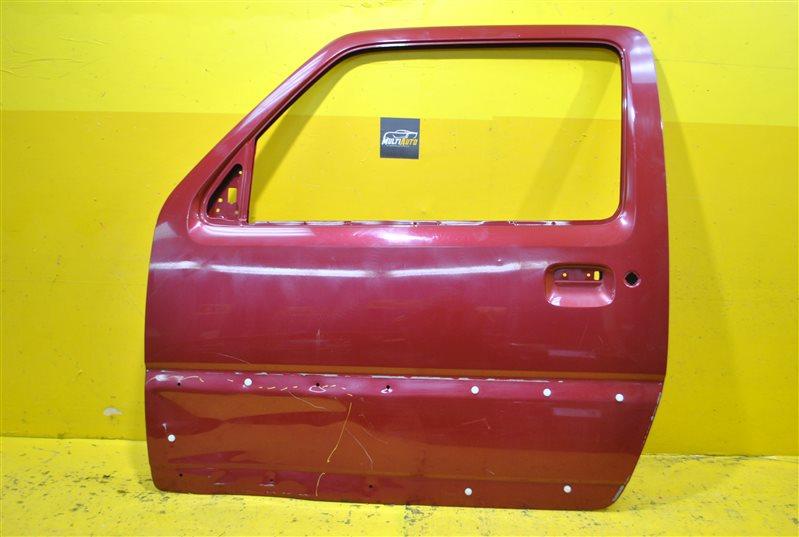 Дверь Suzuki Jimny 1998 передняя левая