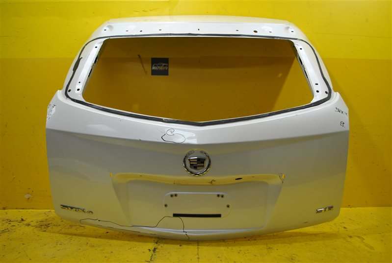 Крышка багажника Cadillac Srx 2 3.6 2009 задняя