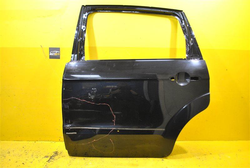 Дверь Ford S-Max 2006 задняя левая
