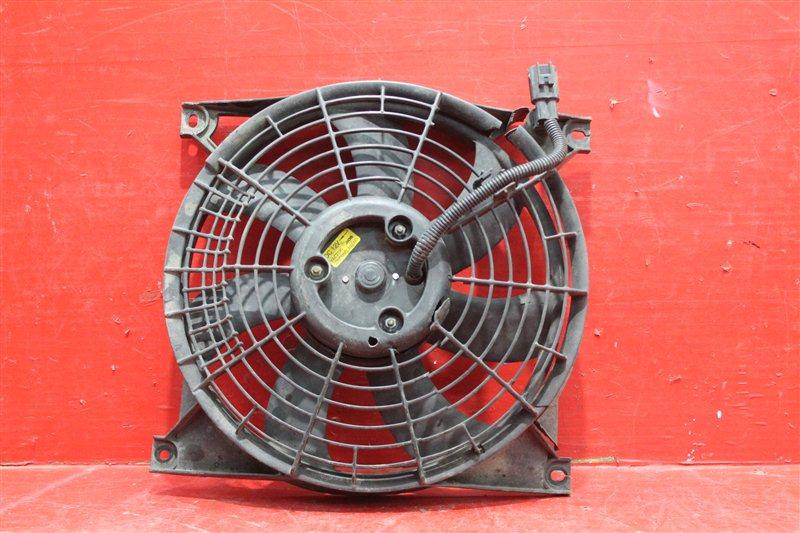 Вентилятор радиатора Lada Granta 2010 передний