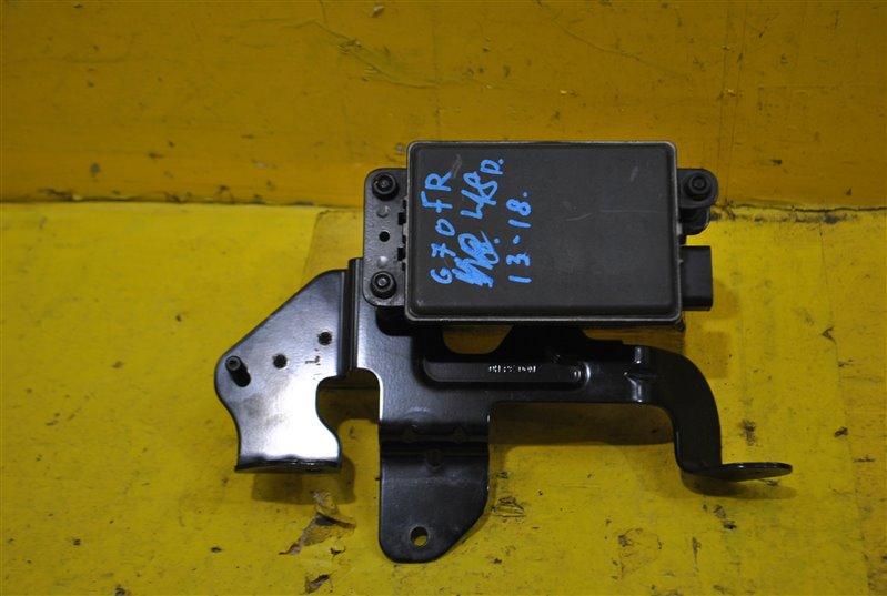 Блок управления круиз-контролем Hyundai Genesis G80 2013