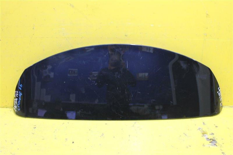 Спойлер крышки багажника Lexus Rx 4 2015